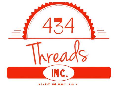 434THREADS INC. - Print Services