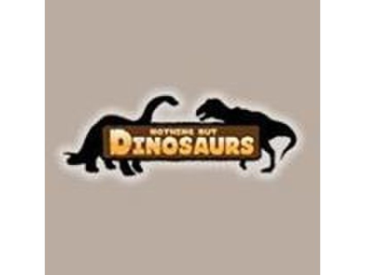 Nothing But Dinosaurs - Toys & Kid's Products