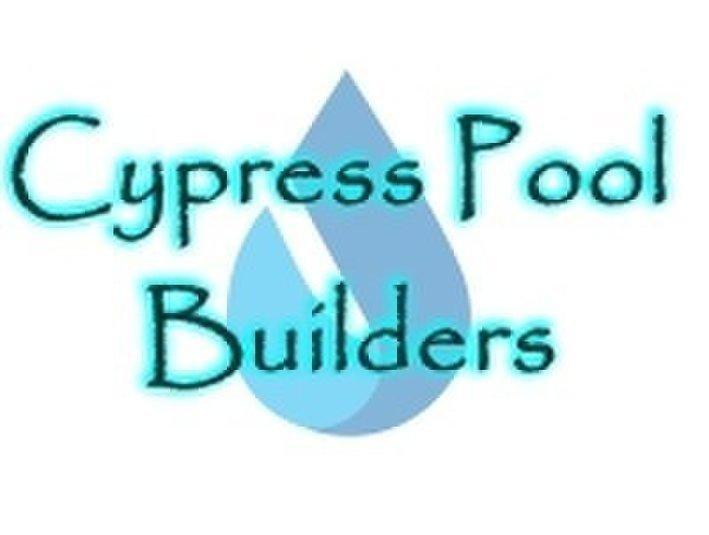 CypressPoolBuilders.com - Swimming Pool & Spa Services