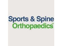 Sports and Spine Orthopaedics - Artsen