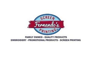 Fernando's Screen Printing Inc. - Print Services