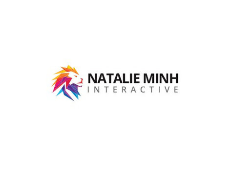 Natalie Minh Interactive - Webdesign