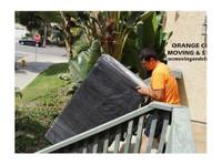Orange County Moving & Storage (1) - Removals & Transport