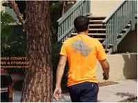 Orange County Moving & Storage (2) - Removals & Transport