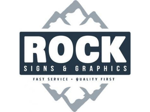 Rock Signs & Graphics - Print Services