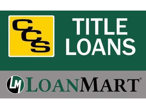 Ccs Title Loans - Loanmart Bellflower - Hypotheken & Leningen