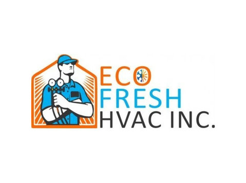 Eco Fresh Hvac Inc. - Plumbers & Heating