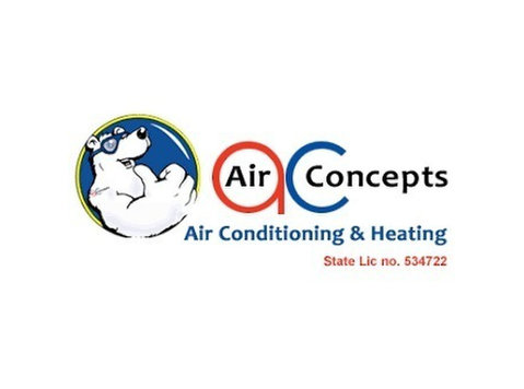 Air Concepts - Plumbers & Heating