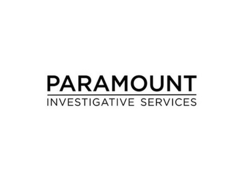 Paramount Investigative Services - Security services
