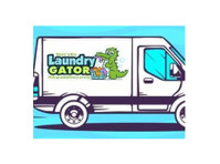 Wash 'n Dry Laundry Gator (2) - Home & Garden Services