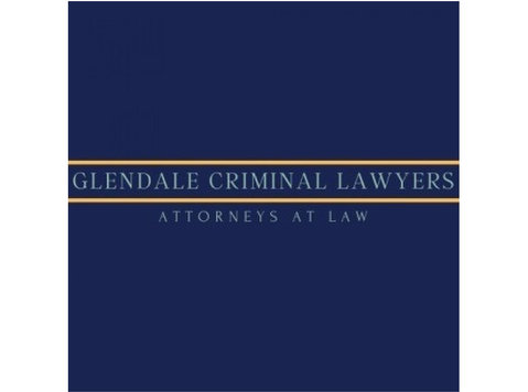 Glendale Criminal Lawyer - Lawyers and Law Firms