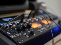 Conqer Music Studio (1) - TV, Radio & Print Media