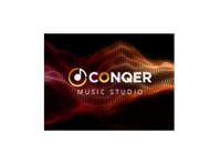 Conqer Music Studio (2) - TV, Radio & Print Media