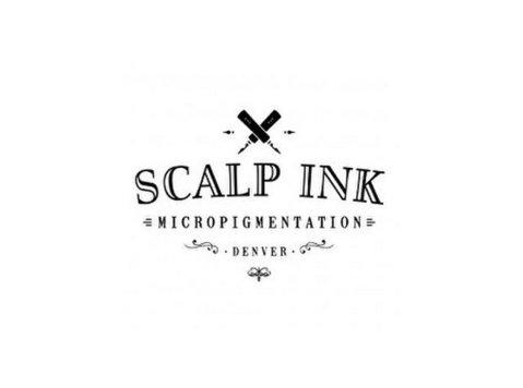 Scalp Ink - Hairdressers