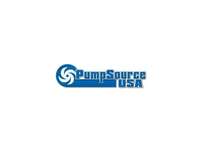 Pump Source USA - Replacement Parts For Pumps & Motors - Utilities