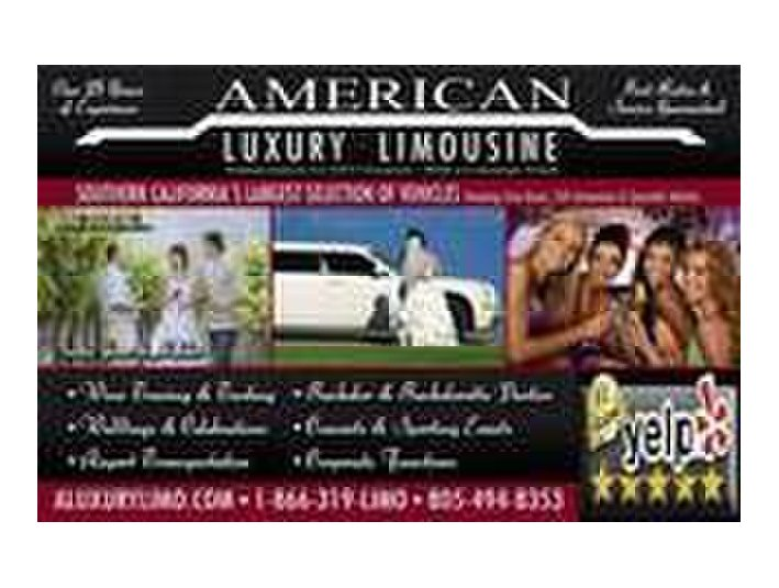 American Luxury Limousine - Car Rentals