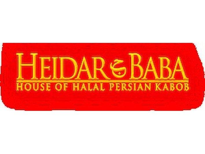 Heidar Baba - Restaurants
