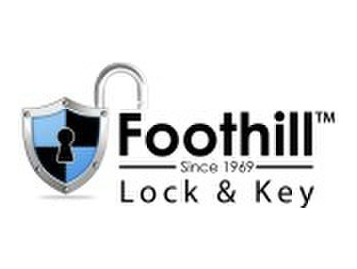 Foothill Lock & Key - Security services