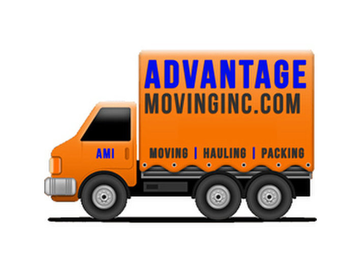 Advantage Moving - Removals & Transport