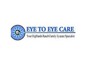 Eye to Eye Care - Alternative Healthcare