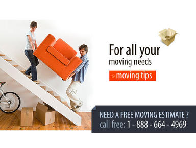 World Moving & Storage - Relocation services