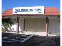 Blue Ribbon Tag & Label Corporation (2) - Print Services