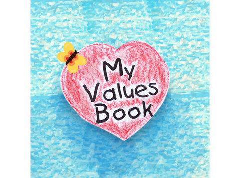 My Values Book - Books, Bookshops & Stationers