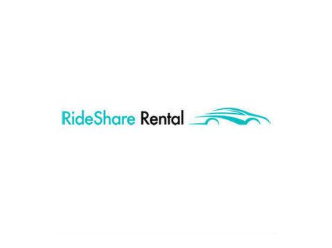 Rideshare rental - Car Rentals