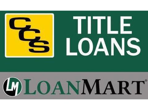 Ccs Title Loans - Loanmart Pacoima - Mortgages & loans