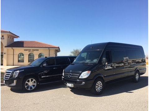 Ontario Airport Limo and Sedan Transportation Service - Flights, Airlines & Airports