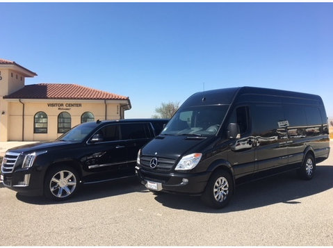 Ontario Airport Limo and Sedan Transportation Service - Autonvuokraus