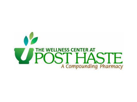 Post Haste Pharmacy - Pharmacies & Medical supplies