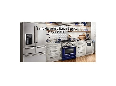Sam's Kitchenaid Repair Service - Electrical Goods & Appliances