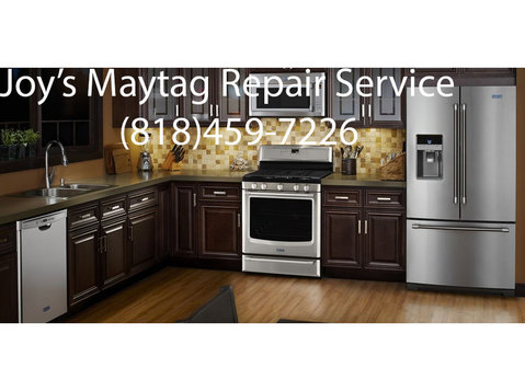 Joy's Maytag Repair Service - Electrical Goods & Appliances