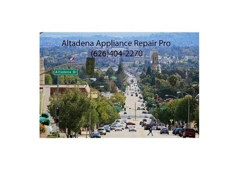 Altadena Appliance Repair Pro - Electrical Goods & Appliances