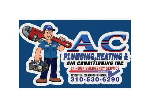 Ac Plumbing, Heating & Air Conditioning Inc. - Plumbers & Heating