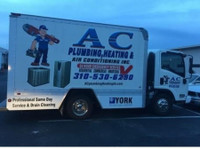 Ac Plumbing, Heating & Air Conditioning Inc. (3) - Plumbers & Heating