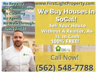 First Light Property LLC We Buy Houses In SoCal (1) - Estate Agents