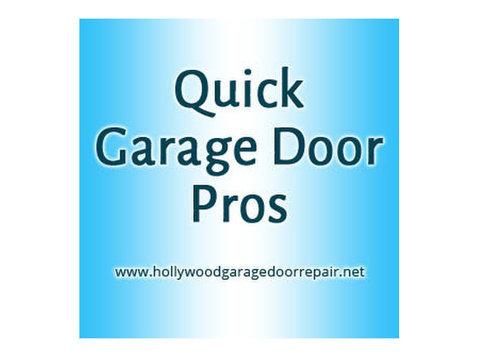 Quick Garage Door Pros - Windows, Doors & Conservatories