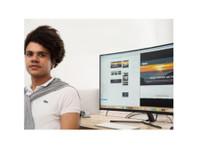 Nikolas James Agency (2) - Tvorba webových stránek