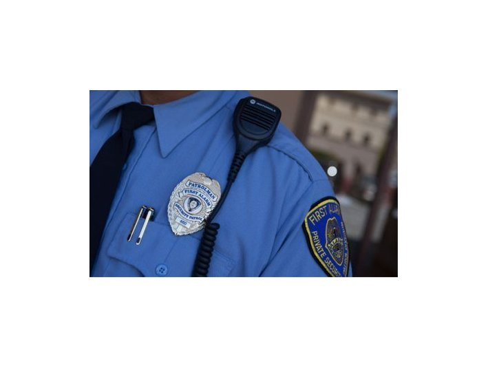 First Security Services - Security services