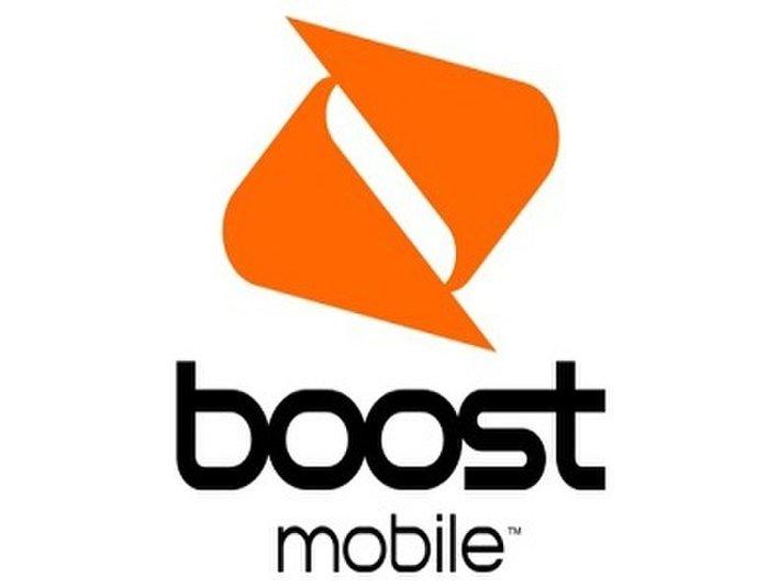 Boost Mobile - Furnizori de Telefonie Mobilă