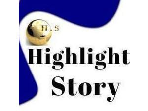Highlight Story - Expat websites