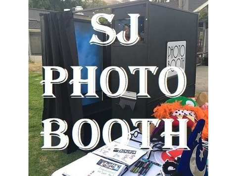 Sj Photo Booth Rental - Photographers