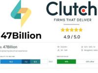 47Billion - Webdesign