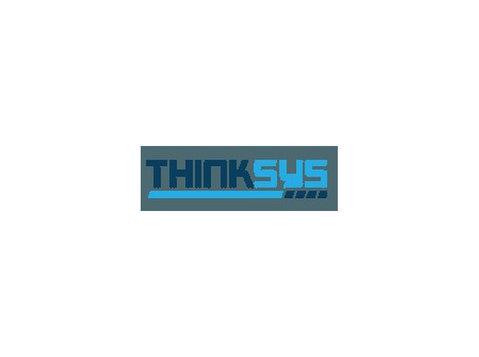 Thinksys Inc - Webdesign