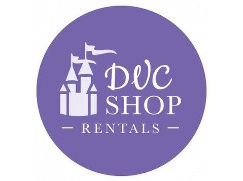 DVC Shop Rentals - Travel Agencies