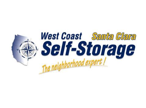West Coast Self-storage Santa Clara - Storage
