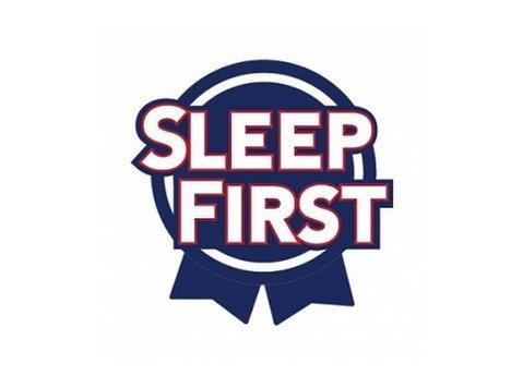 Sleep First Mattress - Shopping
