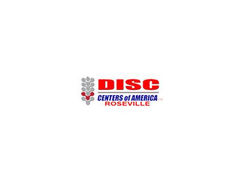 Roseville Disc Center - Hospitals & Clinics